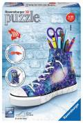 108 Teile Ravensburger 3D Puzzle Sneaker Galaxy Style 11219
