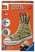 108 Teile Ravensburger 3D Puzzle Sneaker Ich Einfach unverbesserlich 3 11262