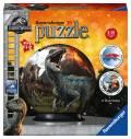 72 Teile Ravensburger 3D Puzzle Ball Jurassic World Jurassic World 2 11757