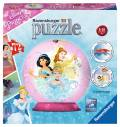 72 Teile Ravensburger 3D Puzzle Ball Disney Princess 11809