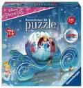 72 Teile Ravensburger 3D Puzzle Kutsche Disney Prinzessinnen Cinderella Kutsche 11823