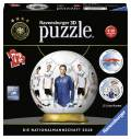 72 Teile Ravensburger 3D Puzzle Ball WM 2018 DFB Teamball 11845
