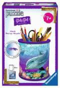 54 Teile Ravensburger 3D Puzzle Girly Girl Edition Utensilo Unterwasserwelt 12116