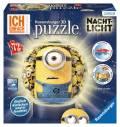 72 Teile Ravensburger 3D Puzzle Ball Nachtlicht Ich Einfach unverbesserlich 12168