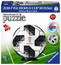 540 Teile Ravensburger 3D Puzzle Ball Match Ball 2018 FIFA World Cup 12437