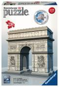 216 Teile Ravensburger 3D Puzzle Bauwerk Triumphbogen 12514