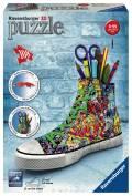 108 Teile Ravensburger 3D Puzzle Sneaker Graffiti 12535