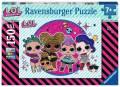 150 Teile Ravensburger Kinder Puzzle XXL L.O.L. Surprice! Mädelsabend 12883