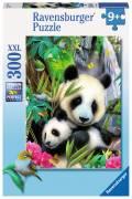 300 Teile Ravensburger Kinder Puzzle XXL Lieber Panda 13065
