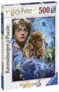500 Teile Ravensburger Puzzle Harry Potter in Hogwarts 14821