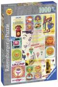 1000 Teile Ravensburger Puzzle Chupa Chups 15258
