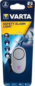 Varta Taschenlampe LED Safety Alarm Light inkl. 2x CR2032 Batterien 16622