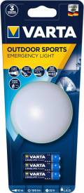 Varta Taschenlampe LED Outdoor Sports Emergency Light inkl. 3x AAA Batterien 17621