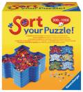 Ravensburger Sort Your Puzzle ! 6 stapelbare Sortierkästen 17934