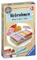 Ravensburger Creation kreative Grundtechniken Be Creative Webrahmen 18060