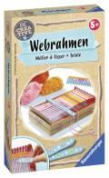 Ravensburger Creation kreative Grundtechniken Be Creative Webrahmen 18060