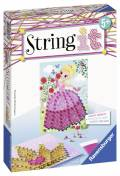 Ravensburger Creation String it Mini Pink Princess 18066