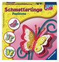 Ravensburger Creation kreative Grundtechniken Papier-Schmetterlinge 18216