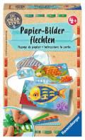Ravensburger Creation kreative Grundtechniken Papierflechten 18230