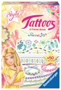 Ravensburger Creation Basteln Tattoos & Friends Bands Festival Style 18319