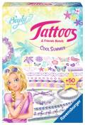 Ravensburger Creation Basteln Tattoos & Friends Bands Cool Summer 18320