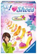 Ravensburger Creation I Love Shoes Midi Pumps Flowers 18636