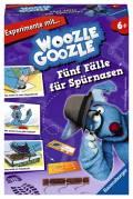 Ravensburger Experimente Woozle Goozle Fünf Fälle für Spürnasen 18988
