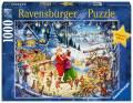 1000 Teile Ravensburger Puzzle Das Fest der Feste 19765