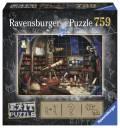 759 Teile Ravensburger Puzzle EXIT Sternwarte 19950