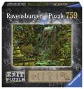 759 Teile Ravensburger Puzzle EXIT Tempel in Angkor Wat 19951