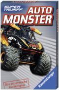 32 Blatt Ravensburger Kinder Kartenspiel Supertrumpf Auto Monster 20304
