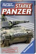 32 Blatt Ravensburger Kinder Kartenspiel Supertrumpf Starke Panzer 20306