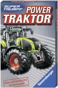 32 Blatt Ravensburger Kinder Kartenspiel Supertrumpf Power Traktor 20307