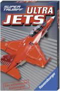 32 Blatt Ravensburger Kinder Kartenspiel Supertrumpf Ultra Jets 20310