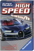 32 Blatt Ravensburger Kinder Kartenspiel Supertrumpf High Speed 20323