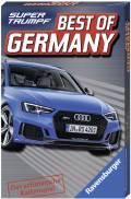 32 Blatt Ravensburger Kinder Kartenspiel Supertrumpf Best of Germany 20337