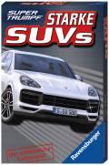 32 Blatt Ravensburger Kinder Kartenspiel Supertrumpf Starke SUVs 20344