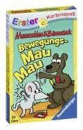 32 Blatt Ravensburger Kinder Erster Kartenspaß M&B Bewegungs Mau Mau 20347