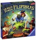 Ravensburger Kinderspiel Aktionsspiel Hokus Pokus Flipibus 20355