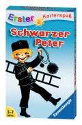 32 Blatt Ravensburger Kinder Kartenspiel Erster Kartenspaß Schwarzer Peter Kaminkehrer 20431