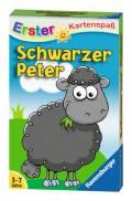 32 Blatt Ravensburger Kinder Kartenspiel Erster Kartenspaß Schwarzer Peter Schaf 20432