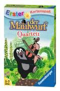 32 Blatt Ravensburger Kinder Kartenspiel Erster Kartenspaß Der Maulwurf Quartett 20435