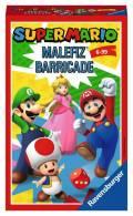 Ravensburger Mitbringspiel Wettlaufspiel Super Mario Malefiz Barricade 20529