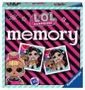 72 Karten Ravensburger Kinderspiel Legekartenspiel L.O.L. Surprise! memory 20550