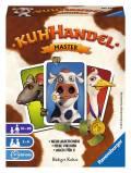 Ravensburger Kartenspiel Auktionspiel Kuhhandel Master 20752