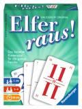 Ravensburger Kartenspiel Kartenlegespiel Elfer raus! 20754