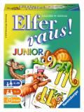 Ravensburger Kartenspiel Kartenlegespiel Elfer raus! Junior 20760