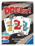 Ravensburger Kartenspiel Ablegespiel DREIst! 20765