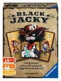 Ravensburger Kartenspiel Kartenlegespiel Black Jacky 20784