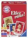 Ravensburger Kartenspiel Kartenlegespiel Elfer raus! FC Bayern München 20788